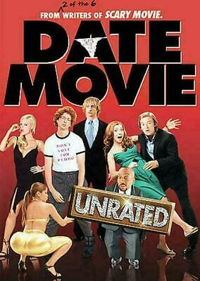 Date Movie (DVD, 2006, Unrated Widescreen)