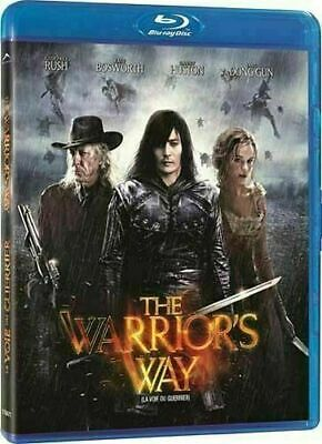 The Warriors Way (Blu-ray Disc, 2011, Canadian)M