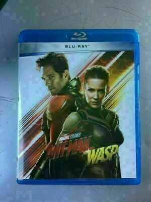 Ant-Man & The Wasp - Blu Ray - Disc Is Mint