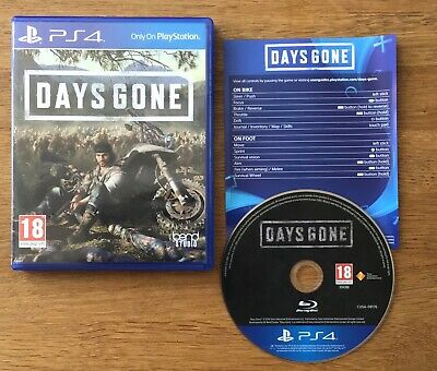 Days Gone for PS4 (PlayStation 4, 2019)