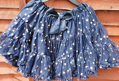 H&M girls' tulle skirt age 6-8 years/122-128