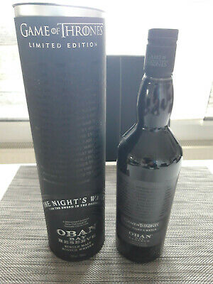 Oban Bay Reserve Game Of Thrones: Night's Watch (Limited Edition) - 43%, 700 mL