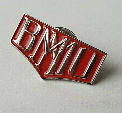 BMMO Midland Red Badge Cap Coat Lapel Rapido