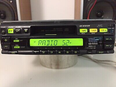 JVC KS-RT810R multi-changer control receiver