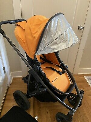 Uppababy Uppa Baby Stroller Frame Seat Attachment No Bar 2012