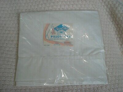 Vintage NOS Woolworth's Pata-Cake Infants Pillow Case 100% Cotton - NEW
