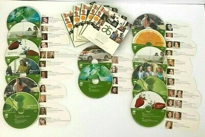 Arbonne 14 Learn & Burn CDs 2013/14 and 5 Opportunity Video DVDs 2012