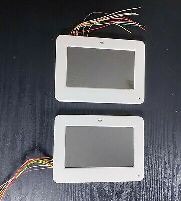 Lot of 2x DMP 7872 Graphic Touchscreen Keypad