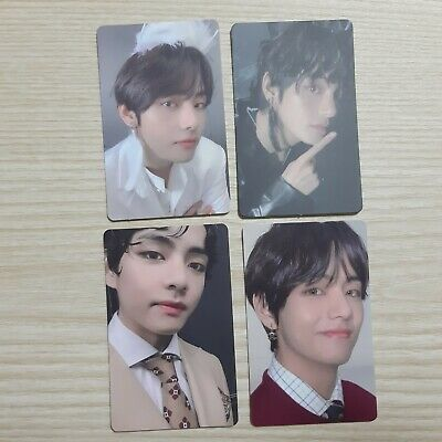 BTS Bangtan Boys MAP OF THE SOUL 7 V Taehyung Photo Card Full set official