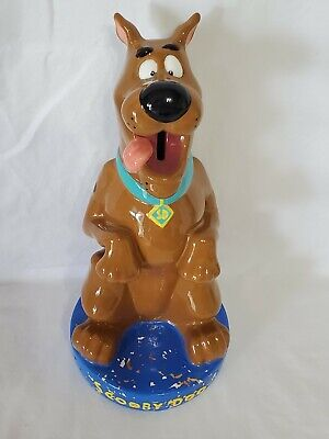 *** SCOOBY-DOO *** Ceramic Bank WBSS Warner Brothers with Box