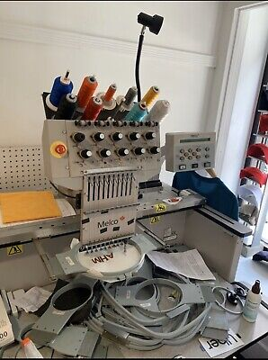 MELCO EMT 10T Embroidery Machine