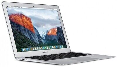 """Apple MacBook Air A1466 13.3"""" Laptop - (March, 2015, Silver) withApple Display"""