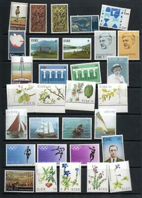 (F843)  Ireland Commemoratives  Selection Mnh As Scan