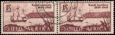 South Africa #108 Used pair