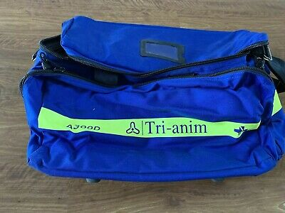 Pacific Emergency Products Tri-Anim EMS Trauma First Aid Medical Bag