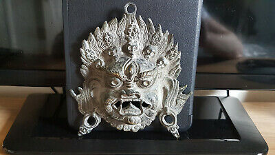 China Collectible Handwork Carving Bronze Tibetan Buddhist Statue