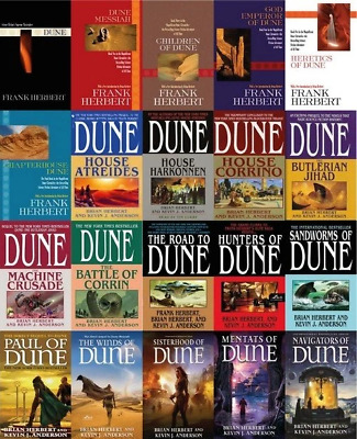 Dune - Audiobook Collection 2015 📧eMail delivery📧