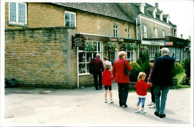 Bourton-on-the-Water - Vintage Photograph