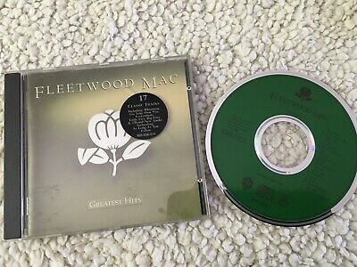 Fleetwood Mac Greatest Hits Cds