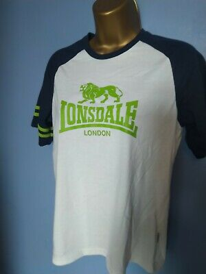 BoyLonsdale T Shirt size 13 years