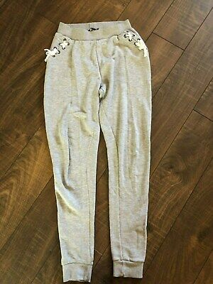 New Look Girls Slim Leg Joggers / Jogging Bottoms Age 14 - 15 Yrs **L@@K**