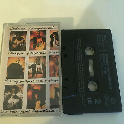 Sydney Youngblood - Feeling Free - Tape Cassette Album