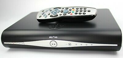 SKY+Plus HD BOX WITH BUILT IN WIFI 500GB Remote Control