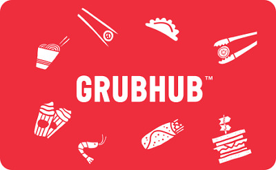 Grubhub Gift Card - $25 (Read Description) Fast Delivery!