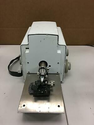 Ultratome Nova Microtome 90013255 Used Working Free Shipping Comes as shown