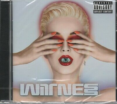KATY PERRY - Witness - CD album (New & sealed)