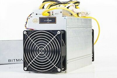 Bitmain Antminer L3+ Miner Litecoin with power supply