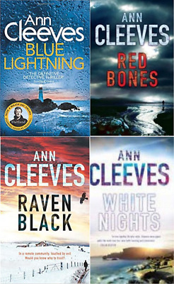 The Inspector Perez Mystery Collection - Ann Cleeves 📧eMail delivery📧