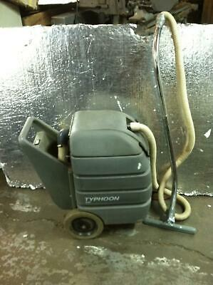 Nobles Typhoon Wd1692 Floor Maintenance Machine  with Squeegee WORKING