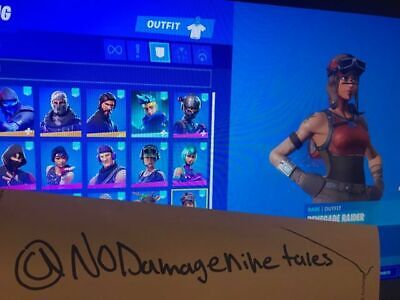 Fortnite Renegade Raider and OG Ghoul Trooper Account | raffle | OG |