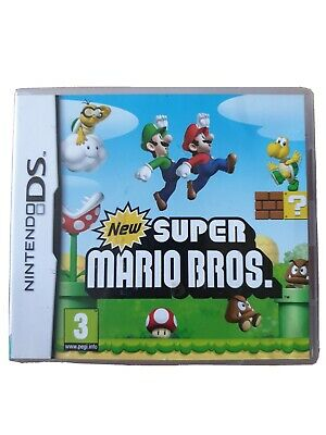 New super mario bros (nintendo ds 2006)