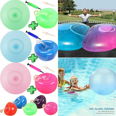 120+40CM Large Wubble Bubble Ball Super Inflatable Antistress Outdoor Water Toys