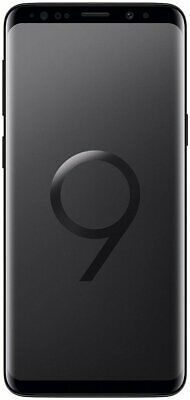 Samsung Galaxy S9 SM-G9600/DS 12MP 64GB Smartphone Midnight Black Unlocked