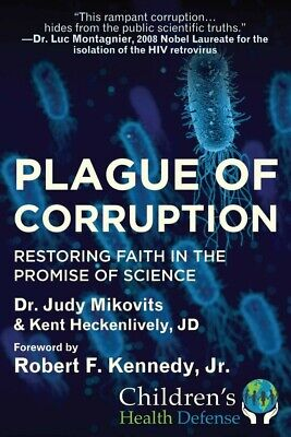 Plague of Corruption Restoring Faith in the Promise of Science FREE SHIP