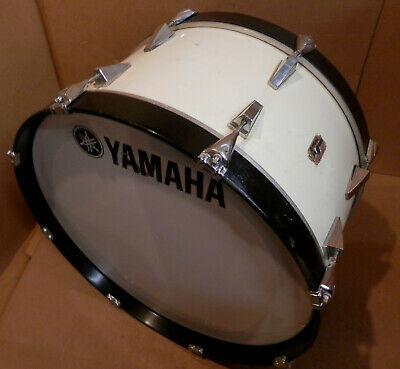 Yamaha 24x12 Marching Bass Drum! Nice Sound! Look!