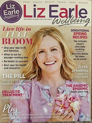 Liz Earle Wellbeing Magazine Issue March / April 2020