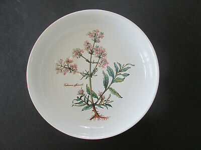Villeroy & Boch Botanica Large 10 x 2.5 Round Serving Bowl Valeriana Officinalis