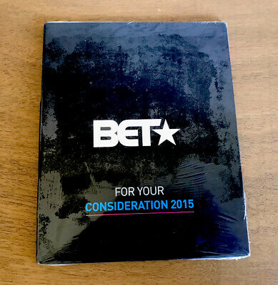 For Your EMMY Consideration 2015 BET DVD Sealed