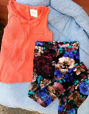 Girls outfit sets age 9-10 years fro Next and H&M
