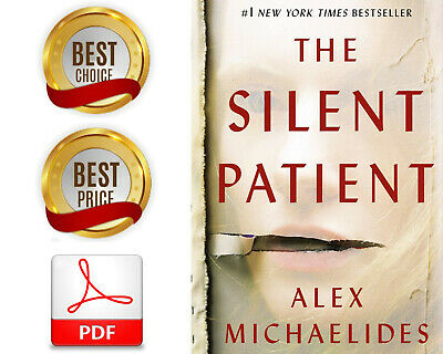 The Silent Patient by Alex Michaelides (P.D.F) + Fast Shipping