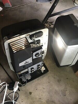 Tower Super Automatic 8mm Projector, With WORKING Lamp Bulb, Great Condition!