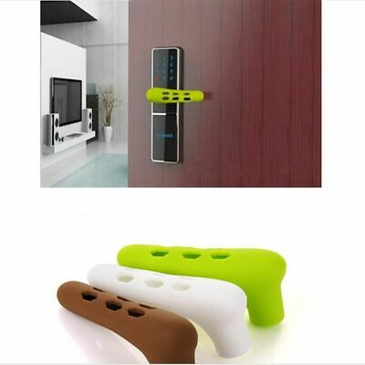 Silicone Door Knob Handle Sleeve Cover Baby Child Safety Protection Home Room