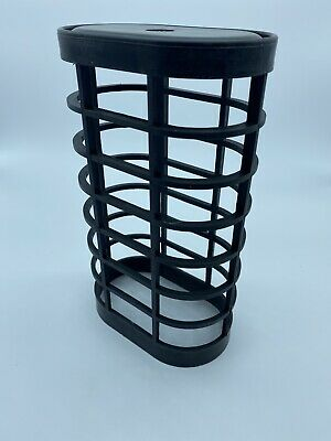 Yamaha, Air Filter Element Plate Holder Cage, P/N 5B4-E4472-00