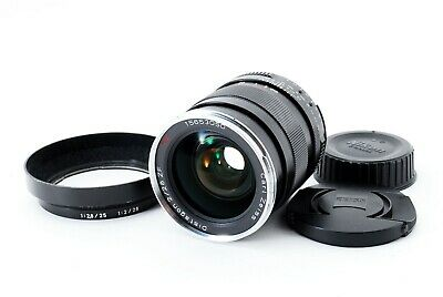 Carl Zeiss Distagon T 28mm F/2 Zf Mf Objectif AI-S Pour Nikon F Support