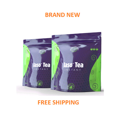 IASO INSTANT TEA 50 Sachets - NEW IN BAG total life changes (TLC)