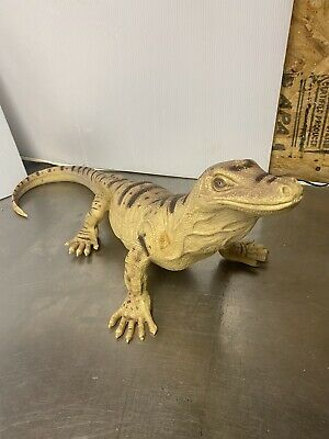 "Vintage 1989 Large Toy Lizard Approximately 22"" Long"